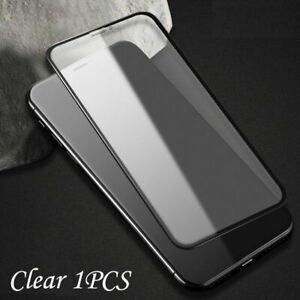 Tempered Glass Film Case Luxury Purple Scrub Matte Screen Protector For iPhone