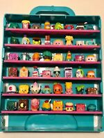 Shopkins Collector's Display Case Season 5 includes 48 Shopkins various seasonss