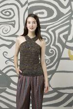 Lang Yarns Aurora Knitting Pattern Top As Download Fam 231