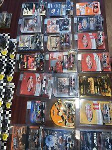 Lot of 21 Action 1/64 NASCAR NIP 1997-2005 Dale Jr Gordon Dale Sr Stewart More!