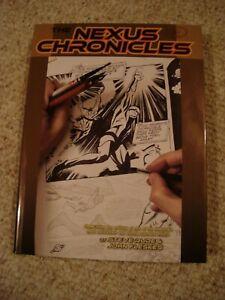 The Nexus Chronicles Signed Steve Rude Flesk OOP