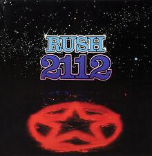 Rush 2112 (TWENTY-ONE TWELVE) 200g HOLOGRAM Gatefold NEW SEALED VINYL LP