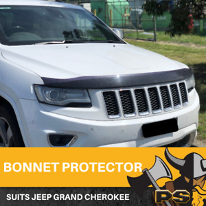Bonnet Protector for Jeep Grand Cherokee WK 2010-2020 Tinted Guard