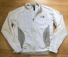 THE NORTH FACE Apex Jacket Womens Medium White And Gray