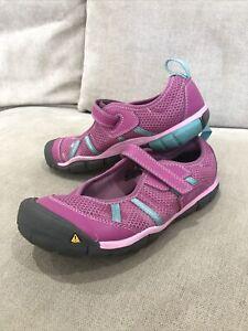 Keen Monica Mary Jane CNX Womens Slip On Walking Trekking Flats Shoes US 5 [WF1]