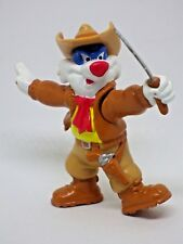 Figurine Publicitaire FLUNCH 1999 cow boy 7,5 cm