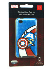 iPod Touch 4th Gen Captain America Protective Clip Case Marvel Comics Kawaii PDP