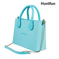 EVA O bag style square Bag with Handle Shoulder Chain Insert women EVA Obag