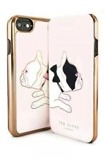 Ted Baker Mirror Folio Case For iPhone 7 / 8 - COTTON DOG