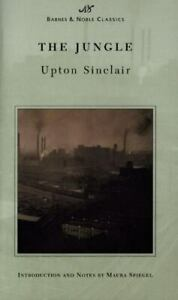 Barnes and Noble Classics Ser.: The Jungle by Upton Sinclair (2003, UK- A Format