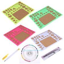 Random 1 Set Starter DIY Tool Paper Quilling Rolling Tools Kit Mould Needle #JT1