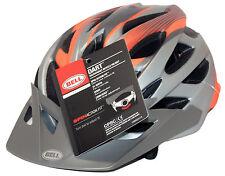 Adult / Youth Male Bell Dart Mens Bike Cycle Helmet  53 - 60 cm New Orange