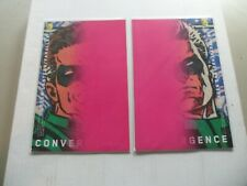 2015 DC Convergence GREEN LANTERN PARALLAX Set of 2 Comics (1-2) VARIANT COVERS!
