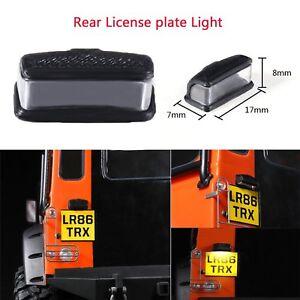 LED Kennzeichenbeleuchtung Für Traxxas TRX4 Land Rover Defender Wrangler RC Auto