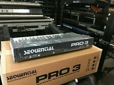 Dave Smith Sequential PRO 3 Mono /3-Voice Paraphonic Synth  //ARMENS//.