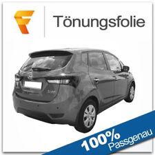 Passgenaue Tönungsfolie Hyundai ix20 Bj ab 2010