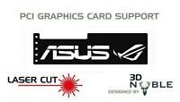 BLACK - ASUS ROG - GPU Anti-Sagging Support Bracket/Brace GTX NIVIDA AMD ROG