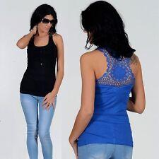 Markenlose Damen-Shirts aus Spitze