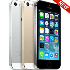 NEW APPLE IPHONE 5s 16GB 32GB 64GB FACTORY WORLDWIDE UNLOCKED GRAY GOLD SILVER