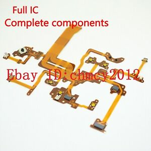 New Top Cover Mode dial turntable For SONY A7 II ILCE-7M2 A7M2 Flex Cable Repair