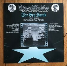 Korngold - The Sea Hawk and Other Classic Film Scores UK 1981 LP RCA Audiophile
