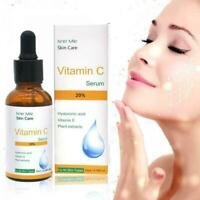 Hydrating Vitamin C Original Liquid VC Hyaluronic Acid 10ml 10/30ml Essence X5F5