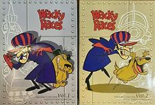 Figure Full Set WACKY RACES DASTARDLY MUTTLEY MACHINE COLLECTION Hanna Barbera