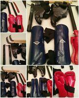 001B Lot of Vintage Martial Arts Kata Sparring Tools Equipment Nunchaku Kama