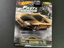Hot Wheels Nissan 240SX S14 Fast and Furious GBW75-956F 1/64