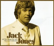 Jack Jones - All the Things You Are: The Love Collection [New CD]