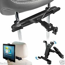 Car Backseat Headrest Back Seat Mount Holder for 5.8-10.1 Inch Tablet iPad GPS Alcatel One Touch EVO 8hd