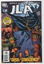 JLA #115 (Aug 2005, DC) Identity Crisis [Justice League of America] Batista D