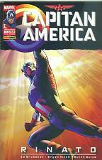 Capitan America  N°  3 ed. Panini (RINATO) Ristampa