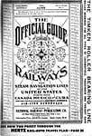 June 1954 Official Guide of the Railways (Reprint)