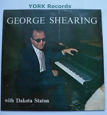 George Corte-con Dakota Cargador-ex con Disco Lp récord mundial Club Tp 196