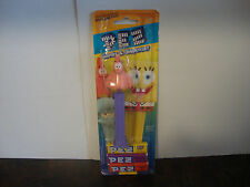 Pez---Sponge Bob---Patrick---Puzzle On Back---Factory Sealed---2004
