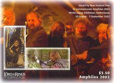 New Zealand Lord of the Rings Amphilex min sheet mnh (2523)-Gandalf