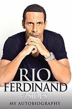 New #2sides: Rio Ferdinand - My Autobiography [Hardcover] [Oct 02, 2014] Rio Fer