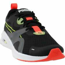 Puma Hybrid Fuego  Casual Running  Shoes Black Mens - Size 8.5 D