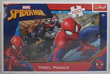 TREFL MARVEL SPIDER-MAN VENOM PUZZLE 100 Pcs 41 x 27.5 cm MADE IN POLAND SEALED