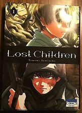 LOST CHILDREN MANGA VOLUME 1 FRENCH VERSION