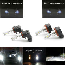 Combo 9005 H11 CSP LED Headlights Bulb High Low Beam 80W 8000LM Super Bright