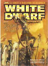 Rivista White Dwarf WD n. 49 Dicembre 2002. Warhammer ed. Games Workshop