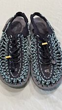 Keen Uneek Round Cord Slingback Sandals Size 11