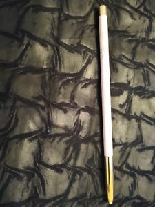 MARY KAY EYEBROW PENCIL BLACK LONG  NEW LOOK