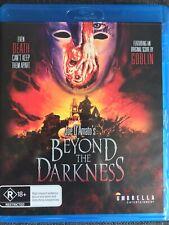 Beyond The Darkness (Blu-ray, 2015) Joe D'Amato. Umbrella Region B Release.