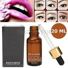20ML Permanent Makeup Eyebrow Tattoo Pigment Anesthetic Super Numbing Supplies