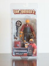 "Team Fortress 2 7"" NECA Figure Red Engineer NIB"