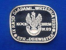 Chelm IX Rajd Sladami Wrzesnia 1939