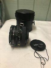Tamron 28mm f/2.5 Lens for Miranda